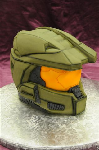 Halo Cake - Perfect For That Video Gaming Groom